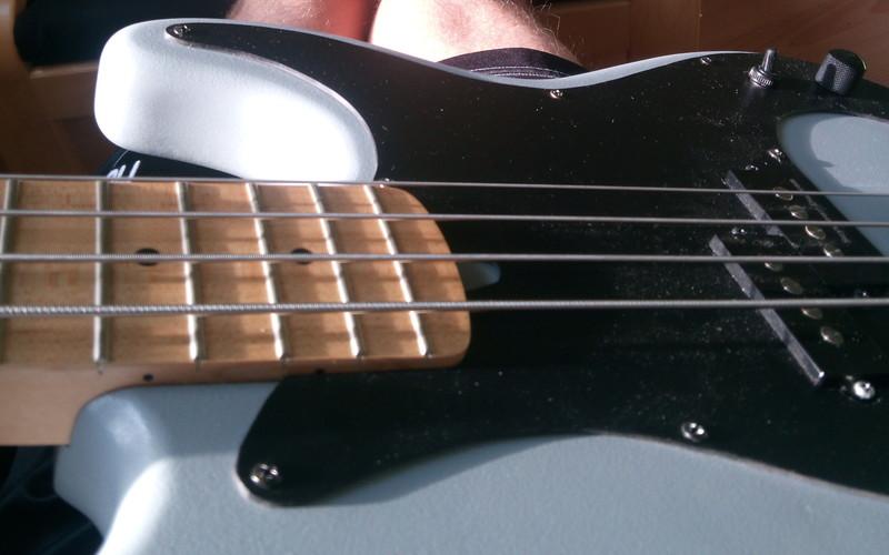 DIY P-Bass