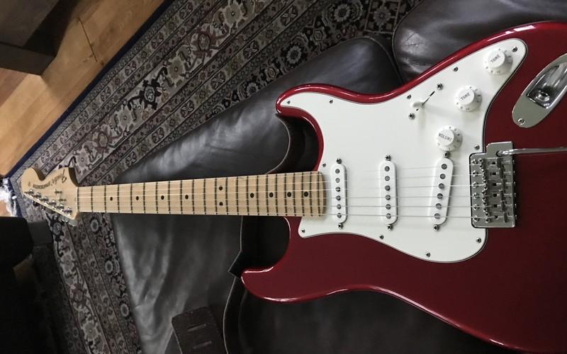 Fender American special