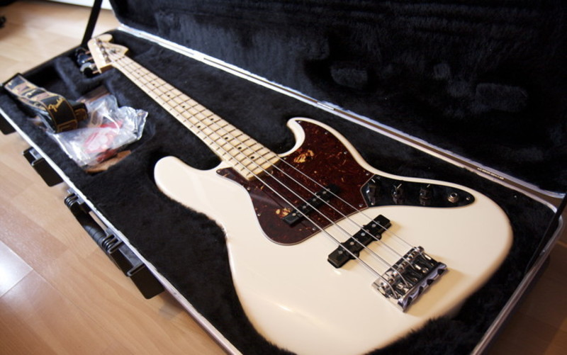 Fender Jazz Bass US standart 4 S'