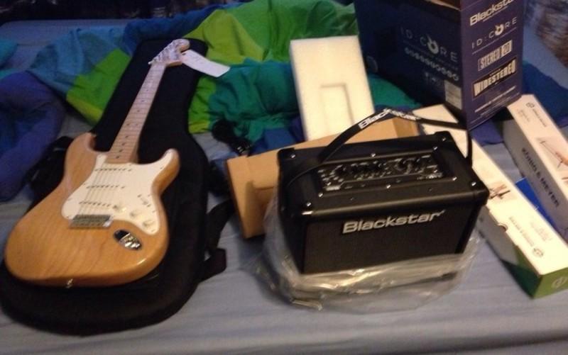Fender Mex Classic 70's