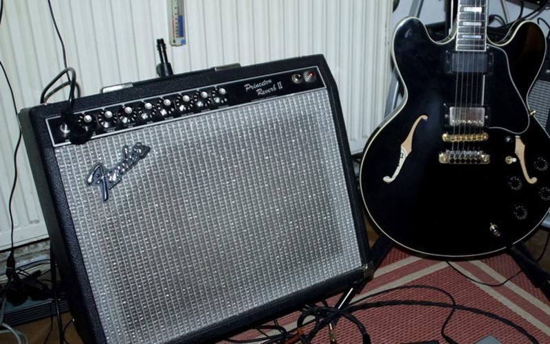 Fender Princeton Reverb II,