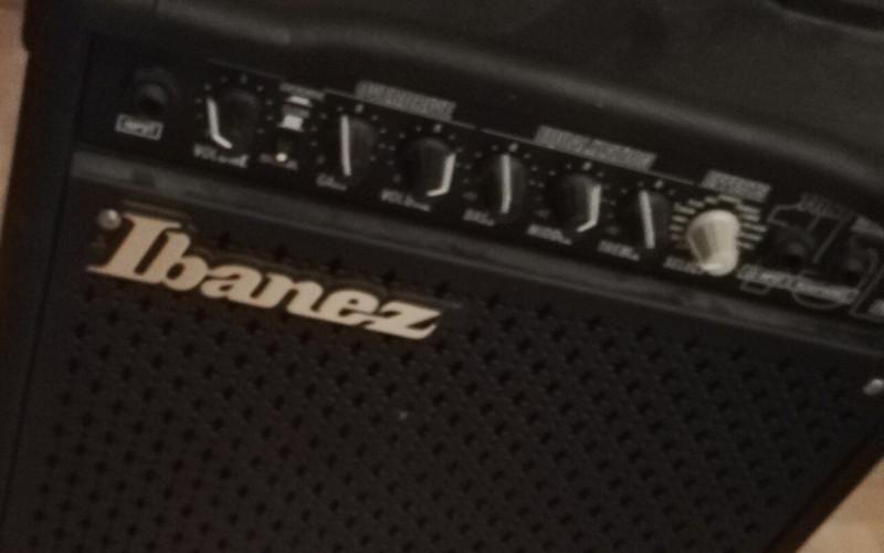 Ibanez FX Tone Blaster