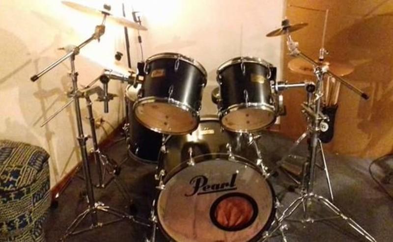 Pearl Master studio